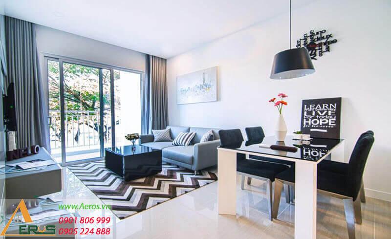 Thiết kế nội thất chung cư đẹp và nhanh chóng tại TPHCM