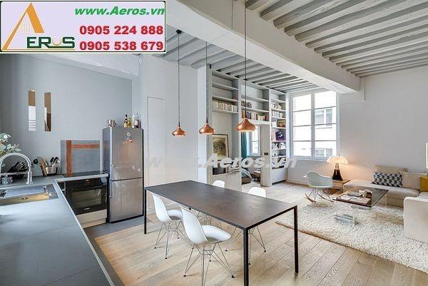 7 Ý tưởng thiết kế nội thất chung cư nhỏ cực kỳ thú vị