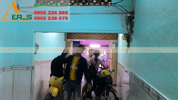Hình ảnh hiện trạng quán trà sữa chị Châu tại quận Gò Vấp, TPHCM