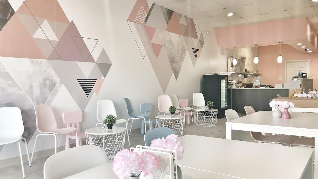 Thiết kế quán trà sữa Volcano Tea House tại quận 3