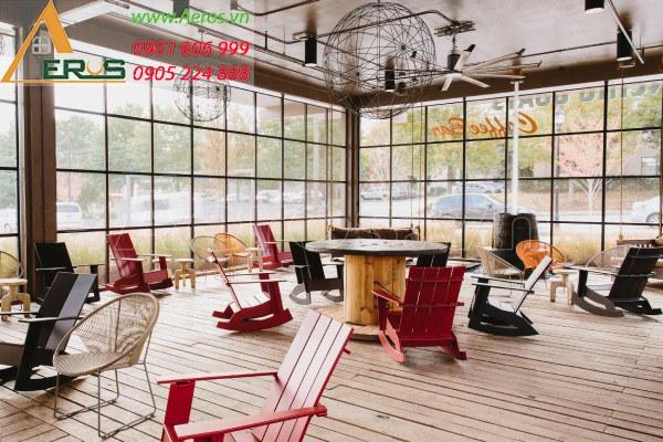 Làm sao để có được một không gian quán trà sữa đẹp?